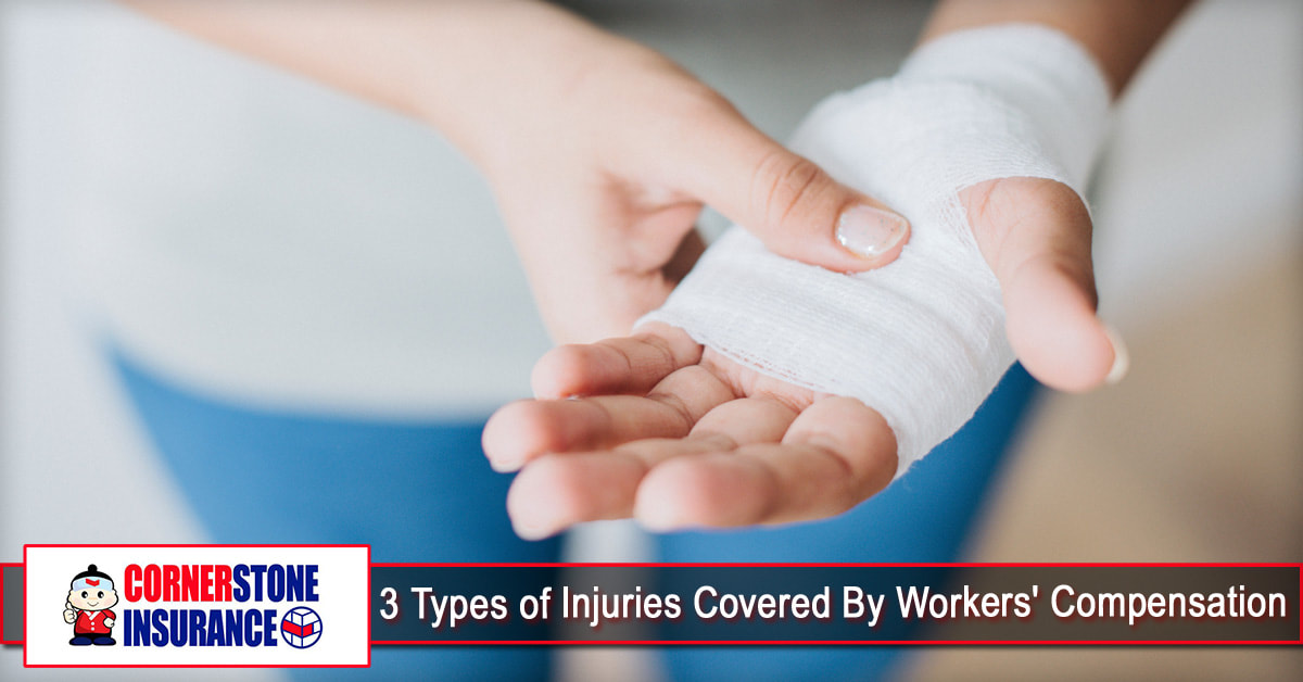 Image result for 3 Types of Work Injuries